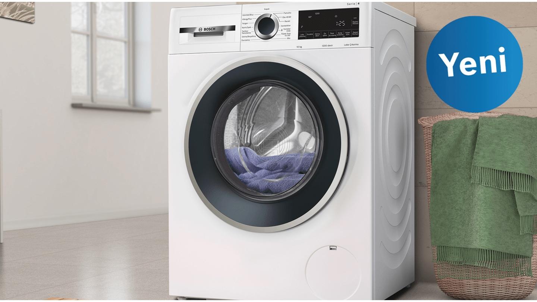 10Kg Çamaşır Makinesi