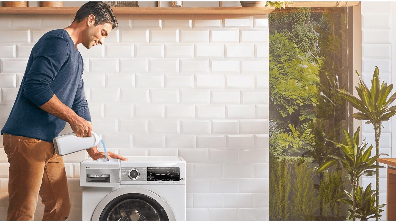 iDos Çamaşır Makinası