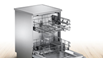 SMS44DI00T Bulaşık Makinesi 4 Program Inox