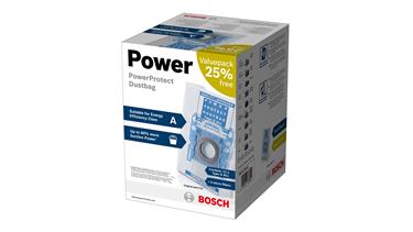 BBZ123GALL Bosch 16'Lı Power Protect G Tipi Toz Torbası Ve 3 Adet Mikto Filtre