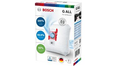 BBZ41FGALL Bosch 4'Lü Power Protect G Tipi Toz Torbası