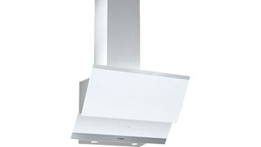 DWK065G20T Serie 4 Duvar Tipi Davlumbaz 60 Cm Clear Glass White Printed