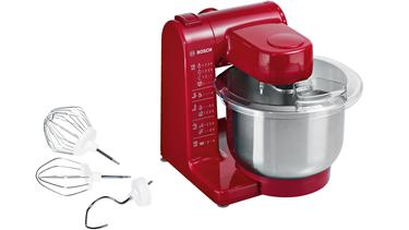 MUM44R1 Mutfak Makinesi Mum4 500 W Kırmızı