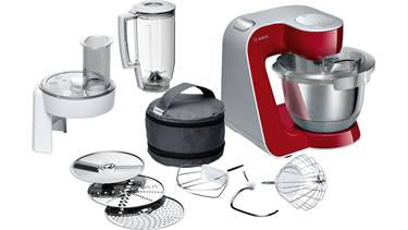 MUM58720 Mutfak Makinesi Mum5 1000 W Kırmızı