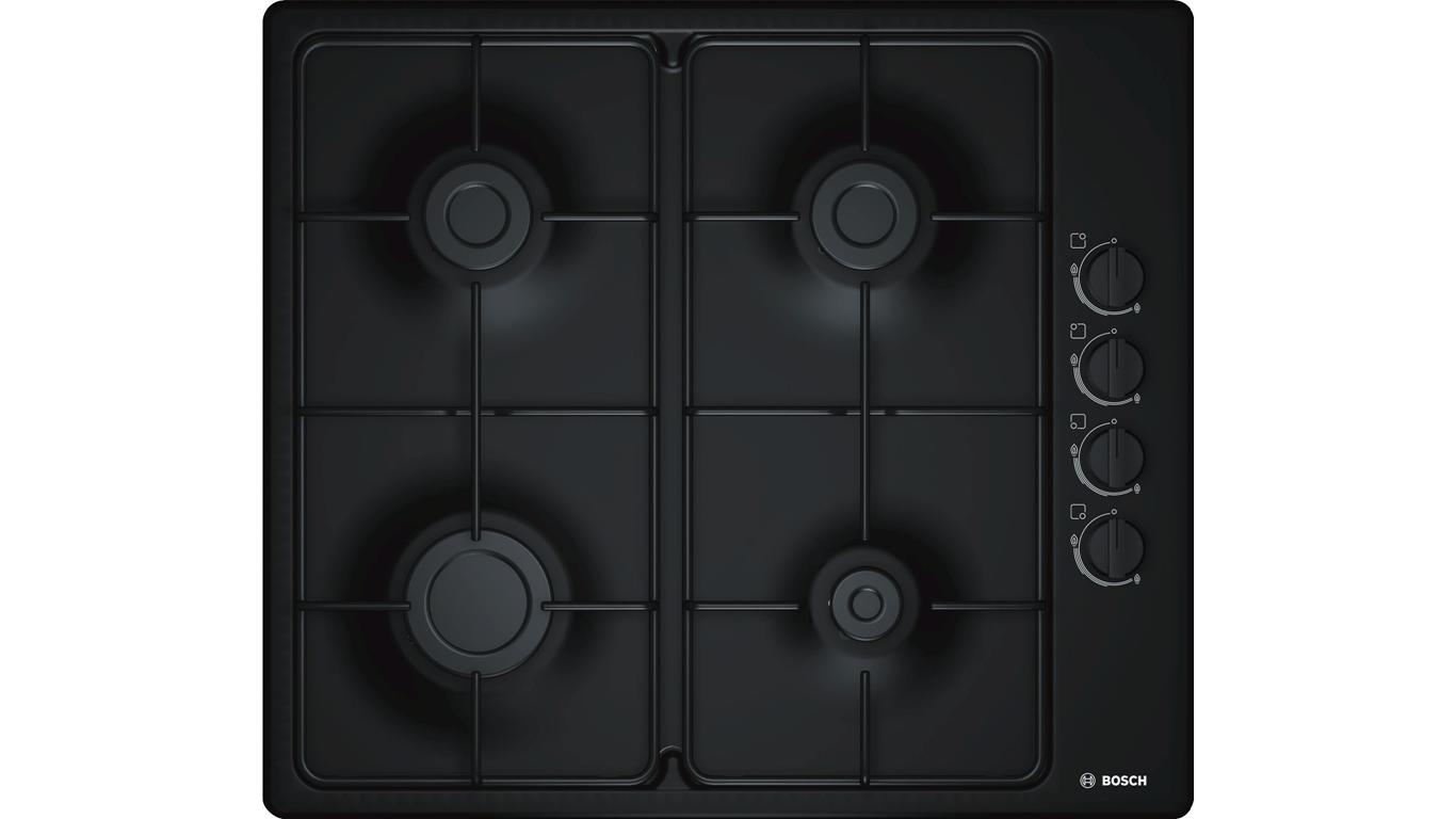 PBP6C6B80O Serie 2 Gazlı Ocak 60 Cm Siyah,Pişirme Grubu Kategorisinde,Ankastre Ocaklar Ürünü.