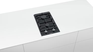 PRB3A6D70 Serie 8 Gazlı Domino Ocak 30 Cm