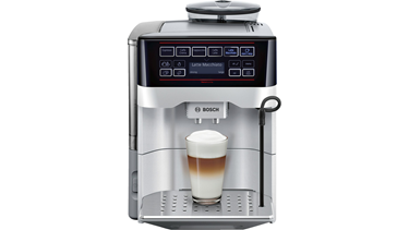 TES60321RW Tam Otomatik Espresso Ve Kahve Makinesi Gümüş
