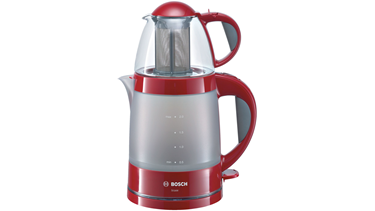 TTA2010 Çay Makinesi Kırmızı