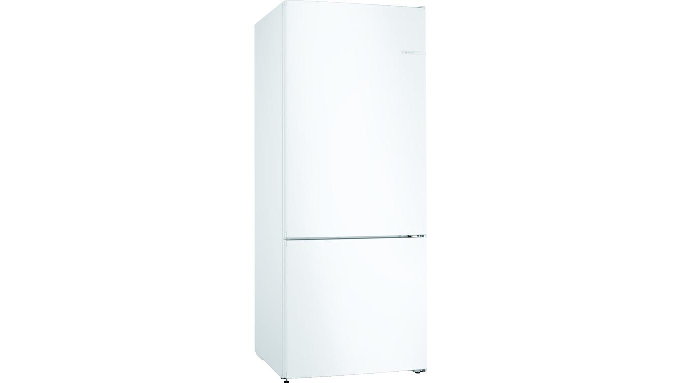 KGN76VWF0N NoFrost, Alttan donduruculu buzdolabı Beyaz kapılar,Buzdolapları Kategorisinde,Alttan Donduruculu Buzdolapları Ürünü.