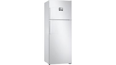 KDN56AWF0N Nofrost Üstten Donduruculu Buzdolabı Beyaz