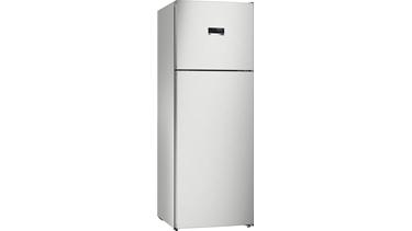 KDN56XIF0N Nofrost Üstten Donduruculu Buzdolabı Paslanmaz Çelik