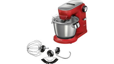 MUM9A66R00 Mutfak Makinesi Optimum 1600 W Kırmızı