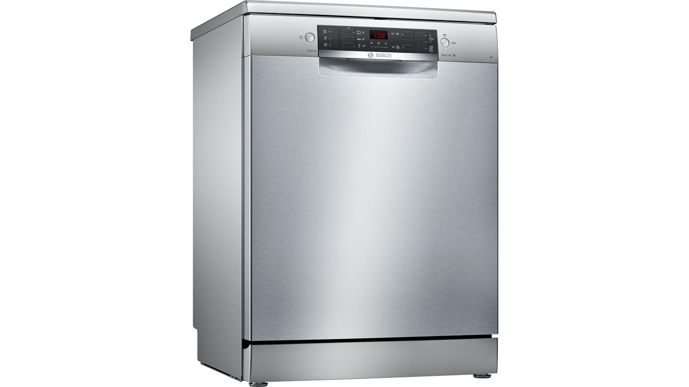 SMS45NI00T Solo Bulaşık Makinesi 5 Program 60 Cm Gümüş Inox,Bulaşık Makineleri Kategorisinde,Solo Bulaşık Makineleri Ürünü.