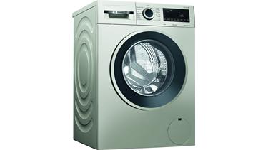 WGA142XVTR Çamaşır Makinesi 9 Kg 1200 Devir Gümüş