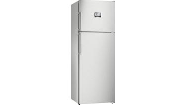 KDN56AIF0N Nofrost Üstten Donduruculu Buzdolabı Paslanmaz Çelik