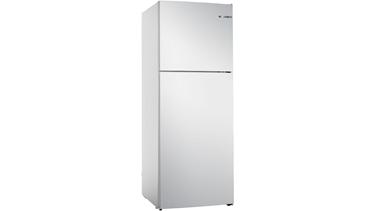KDN55NWF0N NoFrost, Üstten donduruculu buzdolabı Beyaz kapılar