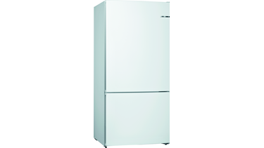 KGN86DWF0N NoFrost, Alttan donduruculu buzdolabı Beyaz kapılar