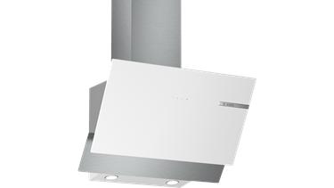DWK65AD20R Serie 4 Duvar Tipi Davlumbaz 60 Cm Clear Glass White Printed