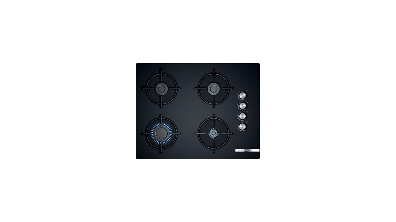 POP7C6O10O Serie 2 Gazlı Ocak 67 Cm Siyah,Pişirme Grubu Kategorisinde,Ankastre Ocaklar Ürünü.