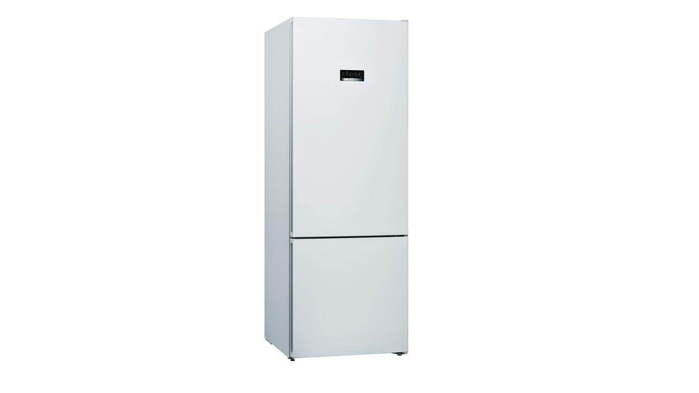 Bosch KGN56VWF0N NoFrost Alttan Donduruculu Beyaz Buzdolabı,Buzdolapları Kategorisinde,Alttan Donduruculu Buzdolapları Ürünü.
