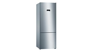 Bosch KGN56VIF0N NoFrost Alttan Donduruculu Inox Buzdolabı