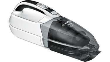 Bosch BHN14N Şarjlı Dik Süpürge. Move 14.4V. Beyaz.