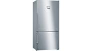Bosch KGN86AID1N NoFrost Alttan Donduruculu XXL Buzdolabı Inox A+++