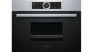 Bosch CDG634AS0 Buhar Fonksiyonlu Ankastre Fırın Paslanmaz Çelik