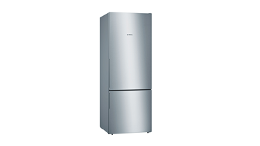 Bosch KGV58VLE0N Lowfrost Alttan Donduruculu Buzdolabı Inox Görünümlü