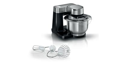 Bosch MUMS2VM00 Mutfak Makinesi 900w Siyah Gümüş