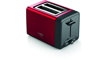 Bosch TAT4P424 Ekmek Kızartma Makinesikırmızı