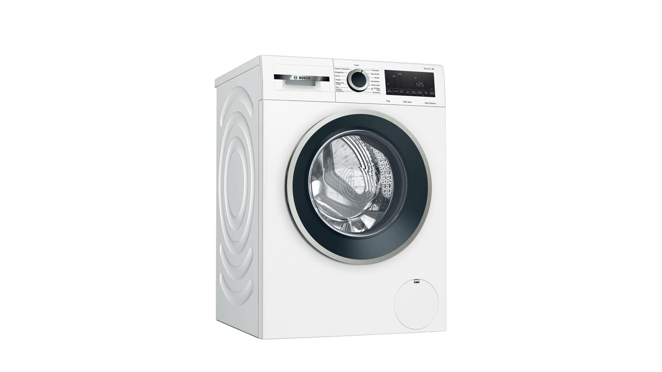 Bosch WGA141X1TR 9 Kg 1000 Devir Beyaz Çamaşır Makinesi,Çamaşır Makineleri Kategorisinde,Çamaşır Makineleri Ürünü.