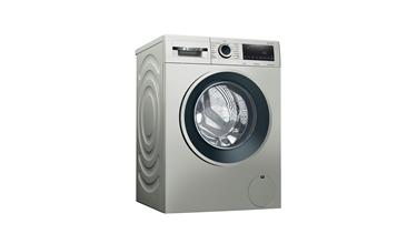 Bosch WGA142XSTR 9 Kg 1200 Devir Gümüş Çamaşır Makinesi