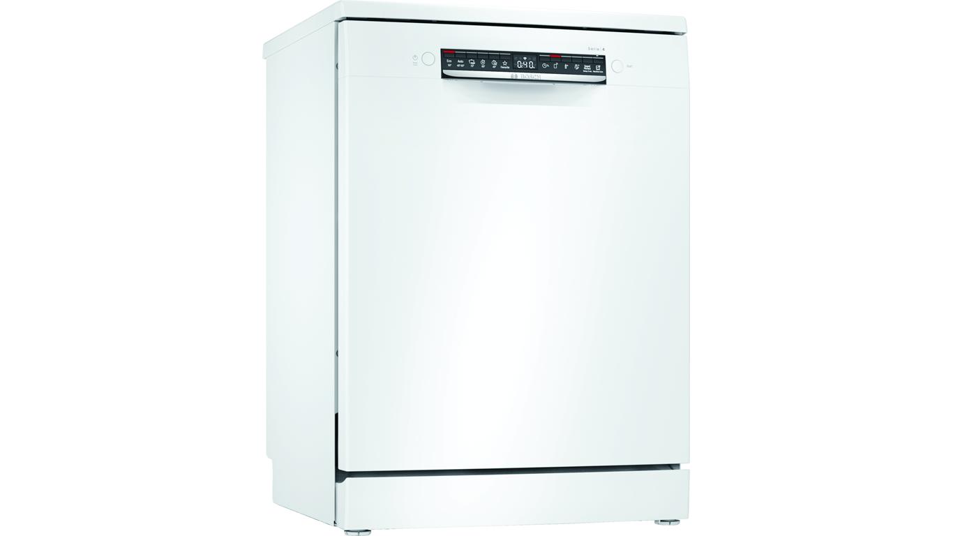 Bosch SMS4IKW60T Serie 4 Solo 5 Programlı Beyaz Bulaşık Makinesi,Bulaşık Makineleri Kategorisinde,Solo Bulaşık Makineleri Ürünü.