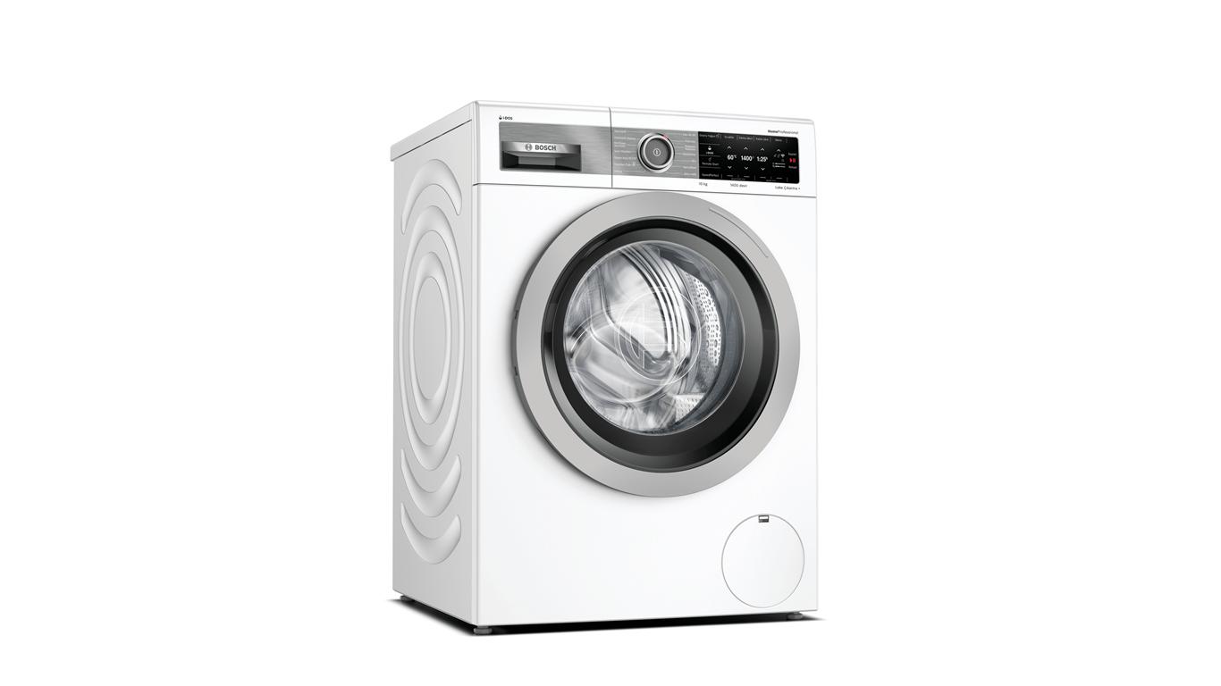 Bosch WAX28EH1TR HomeProfessional 10 kg 1400 Devir Beyaz Çamaşır Makinesi,Çamaşır Makineleri Kategorisinde,Çamaşır Makineleri Ürünü.