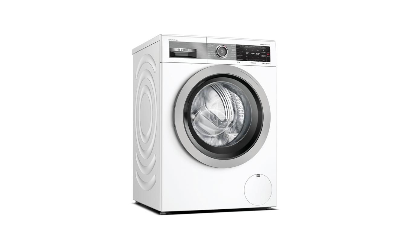 Bosch WAX28FH1TR HomeProfessional 10 kg 1400 Devir Beyaz Çamaşır Makinesi,Çamaşır Makineleri Kategorisinde,Çamaşır Makineleri Ürünü.