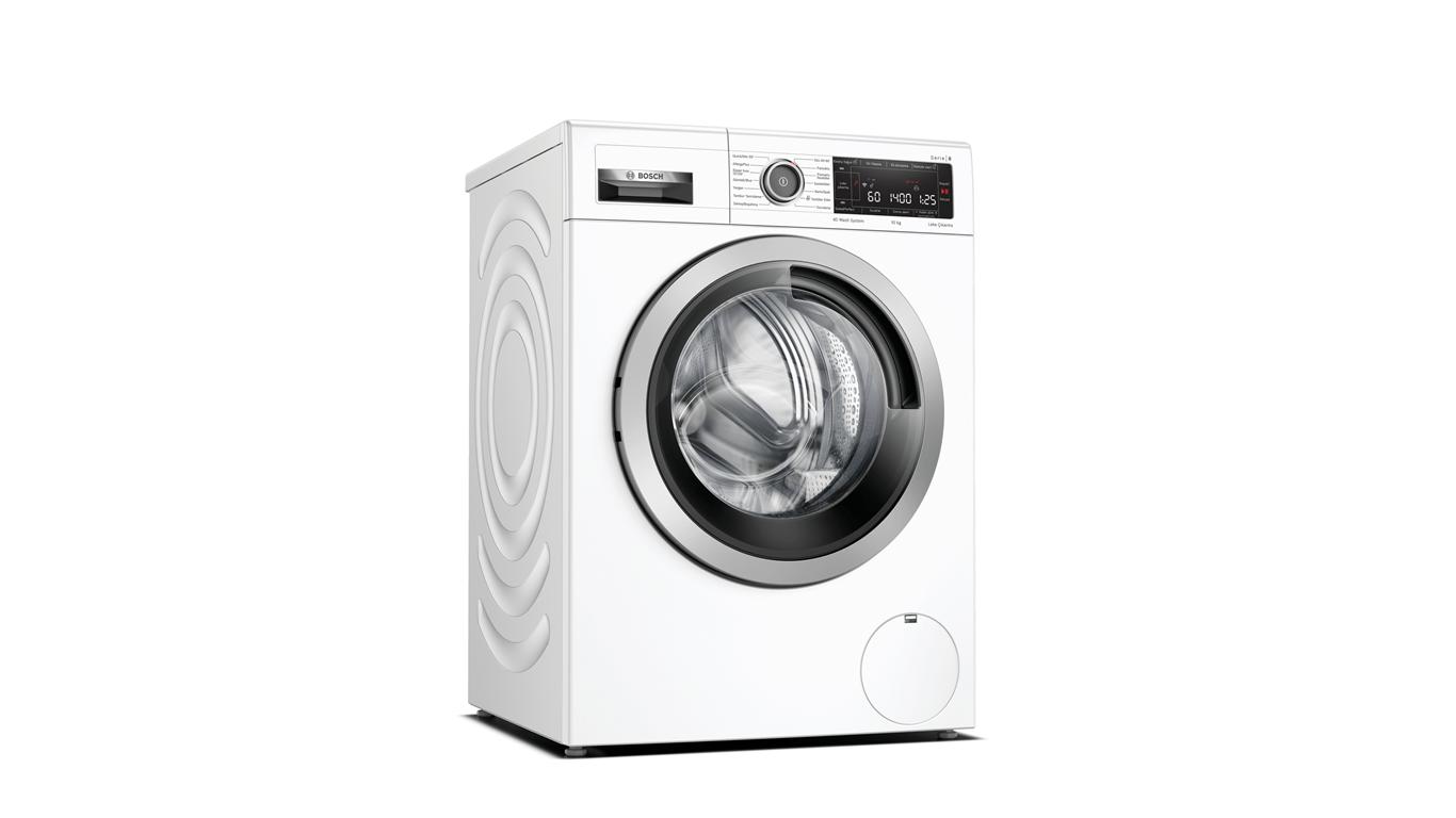 Bosch WAX28M81TR 10 kg 1400 Devir Beyaz Çamaşır Makinesi,Çamaşır Makineleri Kategorisinde,Çamaşır Makineleri Ürünü.