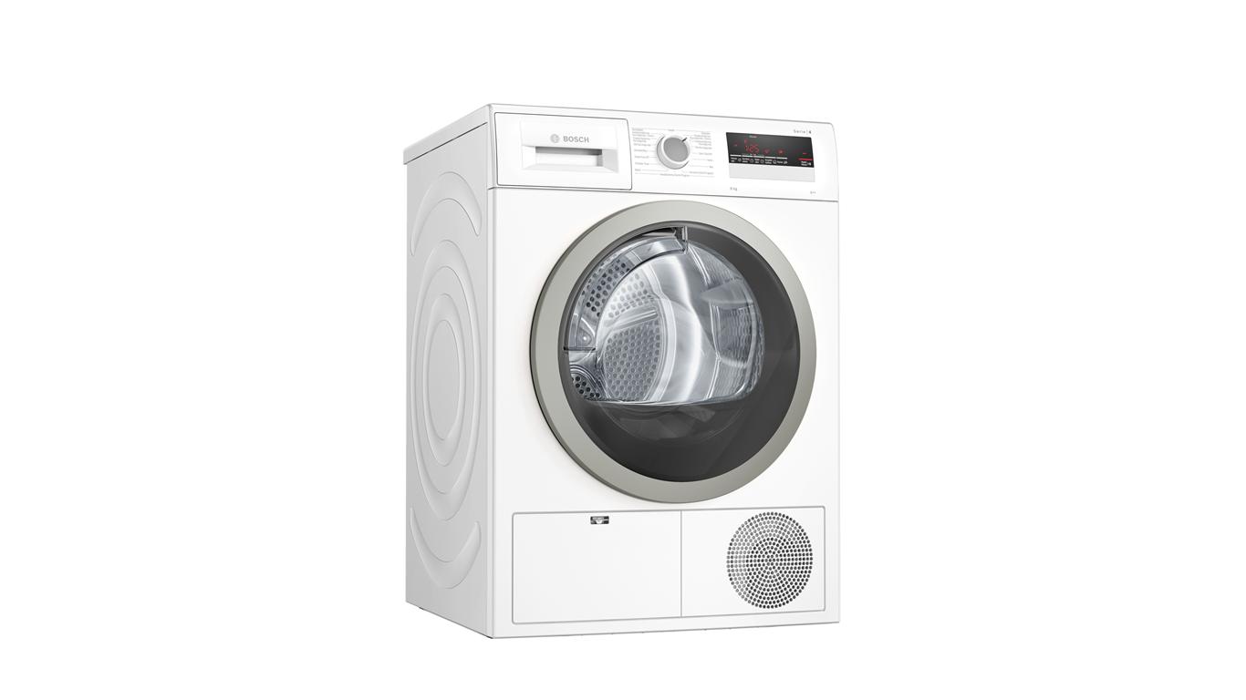 Bosch WTH85201TR 8 kg Isı Pompalı Beyaz Kurutma Makinesi,Çamaşır Makineleri Kategorisinde,Kurutma Makineleri Ürünü.