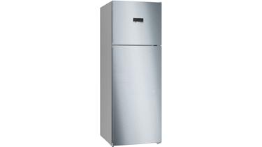 KDN56XIF1N Nofrost Üstten Donduruculu Buzdolabı Paslanmaz Çelik