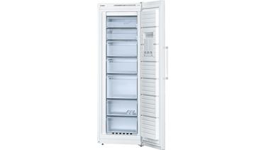 GSN33VW30N NoFrost, Çekmeceli derin dondurucu Beyaz kapılar
