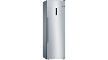 GSN36VI30N NoFrost, Çekmeceli derin dondurucu Kolay temizlenebilir inox kapılar