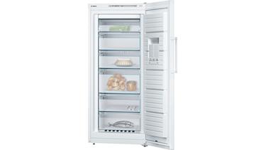 GSN51VW30N NoFrost, Çekmeceli derin dondurucu Beyaz kapılar