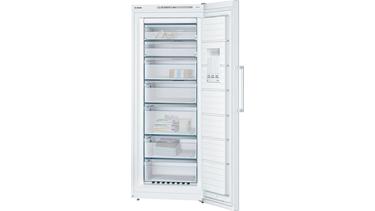 GSN54VW30N NoFrost, Çekmeceli derin dondurucu Beyaz kapılar