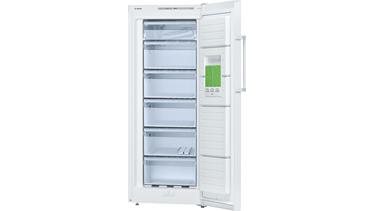 GSV24VW31N Çekmeceli derin dondurucu Beyaz kapılar