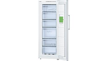 GSV29VW31N Çekmeceli derin dondurucu Beyaz kapılar