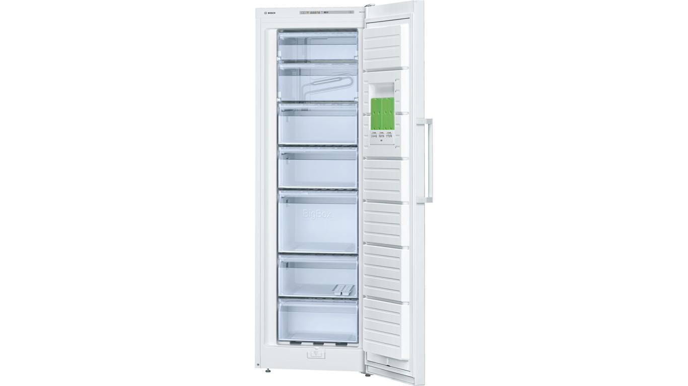 GSV33VW31N Çekmeceli derin dondurucu Beyaz kapılar,Buzdolapları Kategorisinde,Derin Dondurucular Ürünü.