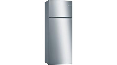 KDN46NL22N NoFrost, Üstten donduruculu buzdolabı Inox görünümlü kapılar