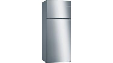 KDN53NL22N NoFrost, Üstten donduruculu buzdolabı Inox görünümlü kapılar