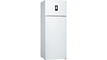 KDN56VW23N NoFrost, Üstten donduruculu buzdolabı Beyaz kapılar