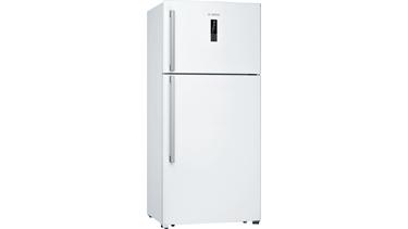 KDN65VW20N NoFrost, Üstten donduruculu buzdolabı Beyaz kapılar